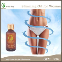 Hot Sale Slimming Body Massage Oil for Shaping Body