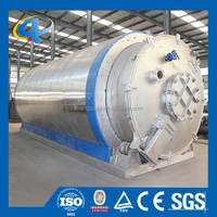 Tyres Recycling Pyrolysis Machines to Oil with CE,SGS,ISO