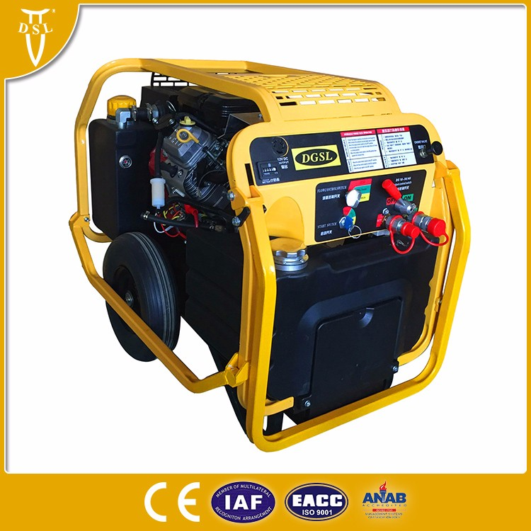 Stable Gas Power Hydraulic Power Unit