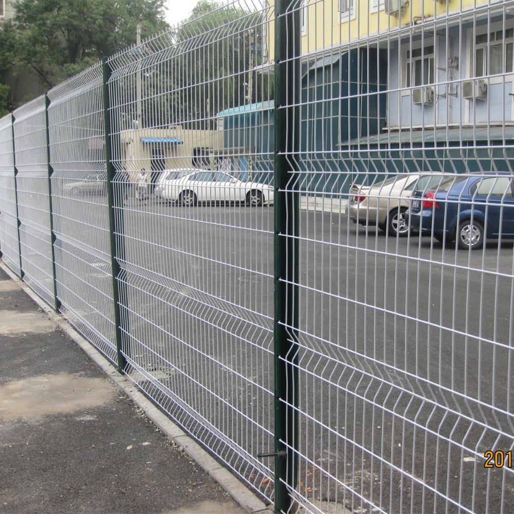 White Welded Wire Fence - Best Fence 2018