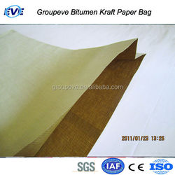 Kraft Paper Bag 20 Kg Packing Oxidized Bitumen