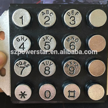 Popular design Numeric 4x4 telephone keypad IP telephone keypad