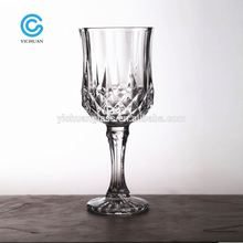 Yichuan long stem red wine glass
