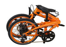 Mini folding ebike with pedal assistant/Green Electric City Bike /Mini Folding Electric E-Bike