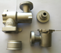 high quality precision stainless steel auto casting small metal parts lost wax casting supplier