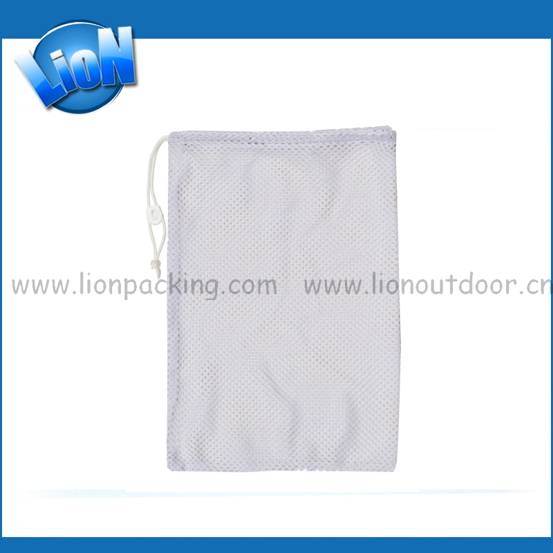 Handmade Soap Storage Bags Mesh Drawstring Soap Blister Foaming Bag Face Wash Pouch Travel Easy Carrying