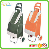 Luggage cart trolley car luggage travel bags for sale