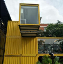 Custom Italy Modern Finished Container House