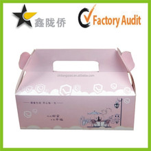 2014 Most popular cake paper box,paper box for cake packing