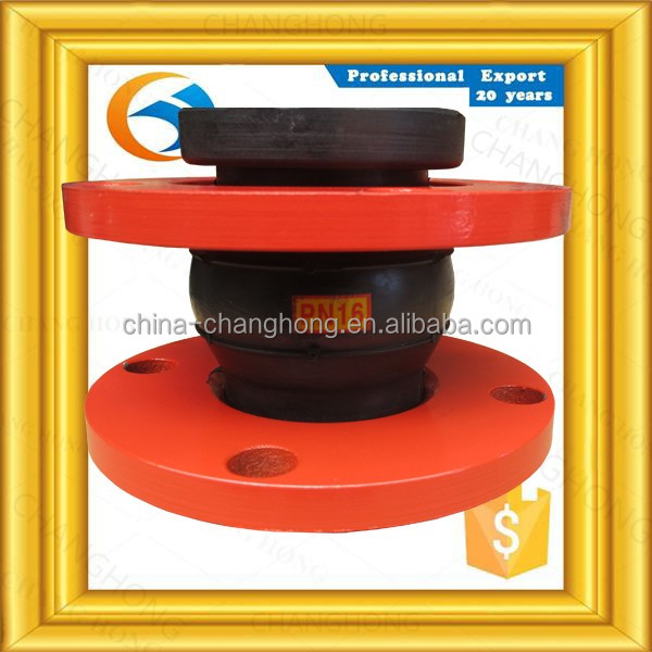Best sell SS316 pipe rubber joint components