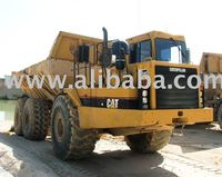 1995 Cat D400d 40 Ton Off-Road Dump Truck