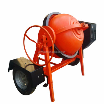 Electric Portable motor Mini Concrete Mixer