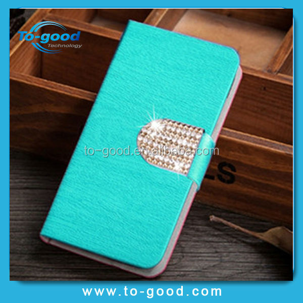 Hot selling Pu Leather Flip auto-sleep magnet Original Smart Phone cover case for Zopo c3 zp c3,phone case supplier