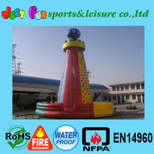 customized inflatable climbing wall for sale