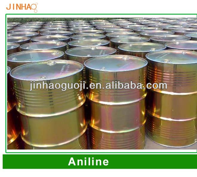 CAS NO:62-53-3/Aniline oil pesticide industry