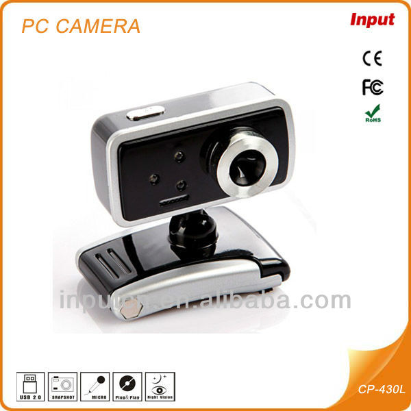2013 Computer Webcam Factory HD USB 2.0 Webcam