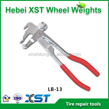 high quality wheel weight hammer