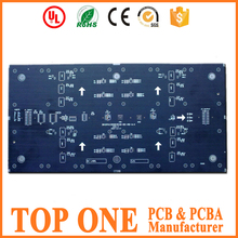 Shenzhen Electronic Co.Ltd 2Layer HASL Customized PCB for LED TV Main Board PCB