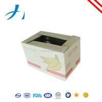 Folding Corrugated Plastic Fruits Storage Boxes/apple fruit packaging boxes/Durable food &fruit corrugated box custom design