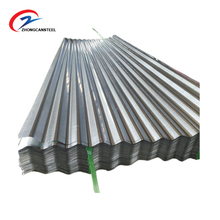Galvalume Corrugated Roofing Sheet GL Aluzinc Iron Steel Metal Materials