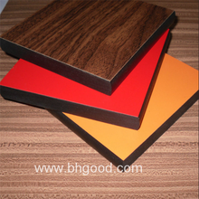 Woodgrain fantastic colors Wilsonart compact laminate phenolic hpl natural