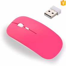 Normal Size Bulk Computer Mouse Case,Wireless Rechargeable Mouse For Mackbook