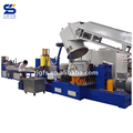 New technology automatic pe pp plastic recycling plastic extruder