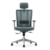 Grey frame color executive office chair for office or home office