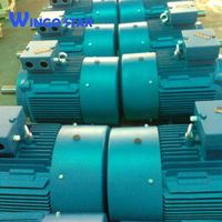 100 Kw Brushless y2 Series Three Phase Ev Electric Ac Induction Motors
