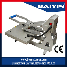 Baiyin Factory Produced Auto-Open High Quality Magnetic Type Heat Transfer/Press Sublimation Machine