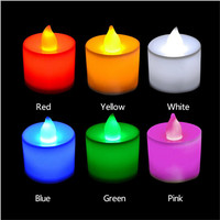 Flameless Led Submersible Waterproof Wedding Decoration Party Tea Light