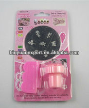 konad stamping nail art kit