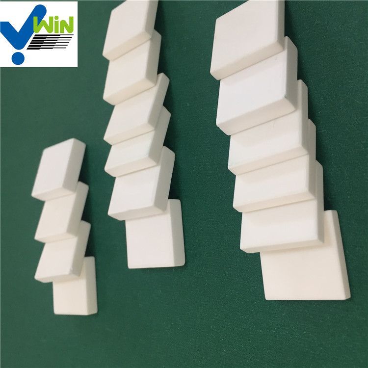 High purity white alumina mosaic prices hs code <strong>ceramic</strong>
