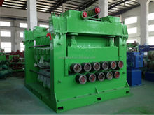 High Quality 4 Hi Precision Leveling Machine Steel Coil Cut to Length Machine