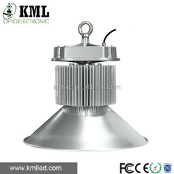KML Meanwell Power high bay light covers & 250w high bay light & lighting bay