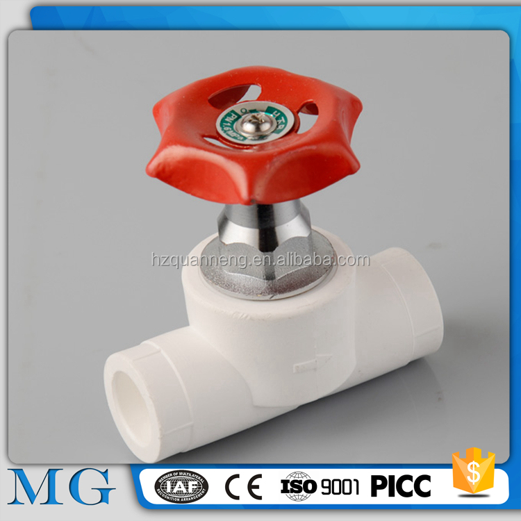 wholesale automatic ppr thermostatic radiator valves plastic water stop valve return check valve