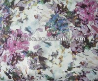 Cotton/Spandex Digital Printed Fabric