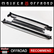Aluminium Alloy Running Board Side Step for Benz ML350 W164 2006+ Offroad Accessories