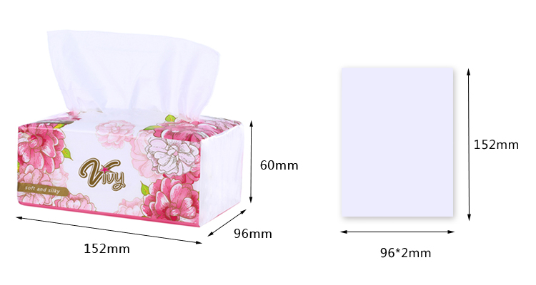 Wholesale On Sale Multifold Ultra Soft Face Tissue Paper Price