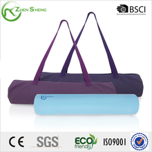 Zhensheng durable cotton yoga mat carry bag