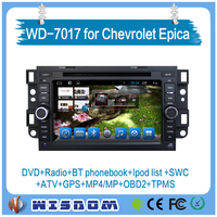 WISDOM double din car gps dvd for chevrolet captiva gps navigation system auto radio car audio player accessories spare parts