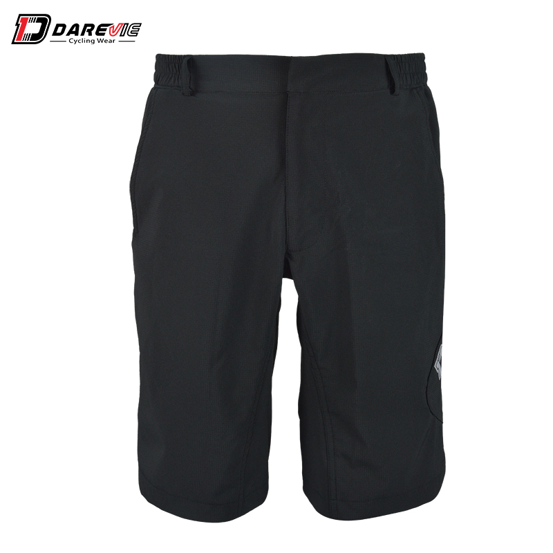 Darevie custom Mountain Bike Shorts and padded undershorts, men Downhill MTB Shorts