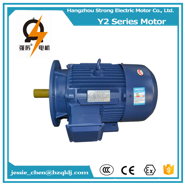 Y series 180L-8 11kw 15hp 750rpm 8 pole electrical motor for lathe
