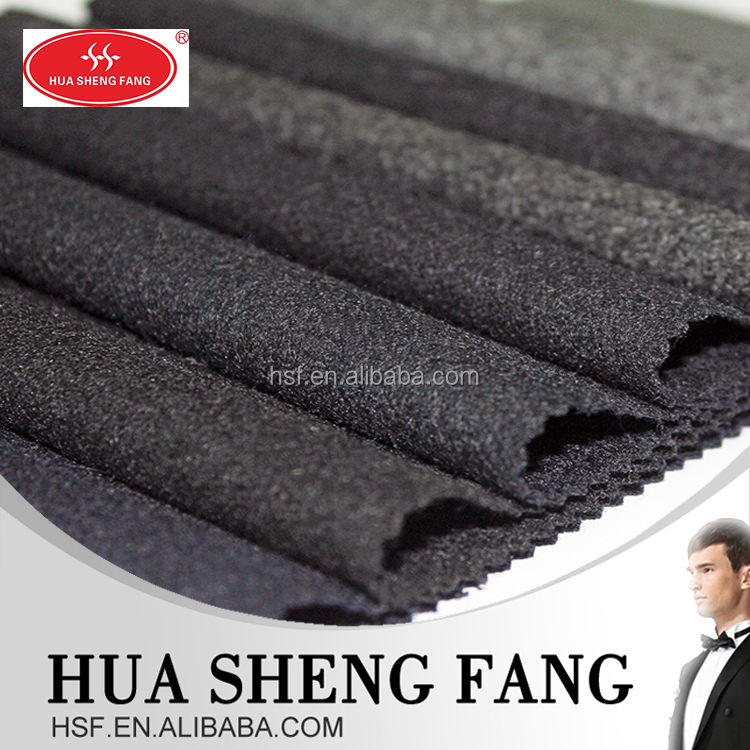 Factory direct fabric woolen cloth superfine cashmere wool fabrics
