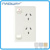 GPOA5V modern SAA 10A 250V single power1 gang 1socket light switch
