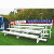 Factory Price Plastic Or Aluminum Bleacher Chairs Stadium Seats