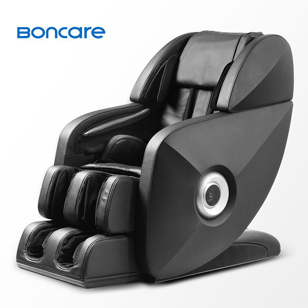 2014 New Products Munti-function 3D Electric Rolling Massage Chair for Relieving Back and Neck ache