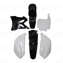 Complete Body YZ85 85cc Dirt Pit Bike Motocross Plastic Plastics Fairing Fender Kit 2002-2014