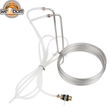 Stainless Steel 304 Food Grade cooling coil pipe,Wort Chiller / cooler