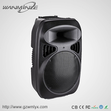 Bluetooth Audio Equipment With Remote Professioan Big Power Cable Sound System For Stage Speaker